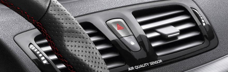 External Automotive Air Quality Sensors AQS | SGX Sensortech