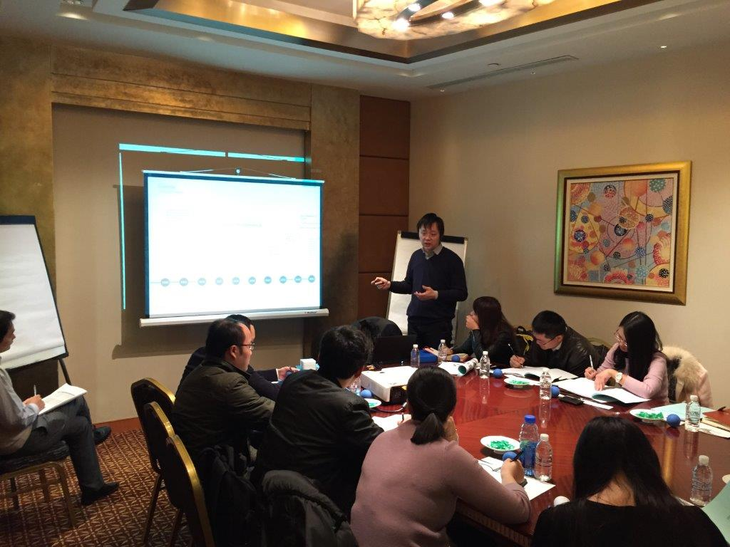 SGX Sensortech China hold 1st Distributor Training in Shanghai - SGX